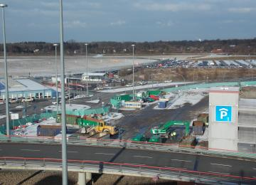 Hamburg Airport WIWA Wagner