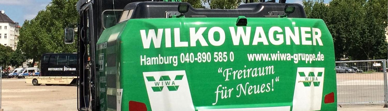 Wilko Wagner Freiraum für Neues